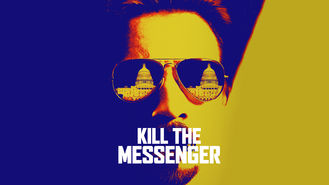 Netflix box art for Kill the Messenger