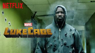 Netflix box art for Marvel's Luke Cage - Season 1