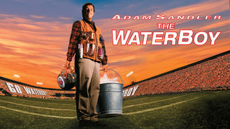 Netflix box art for The Waterboy