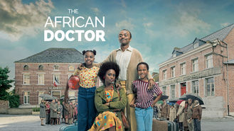 Netflix box art for The African Doctor