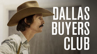 Netflix box art for Dallas Buyers Club
