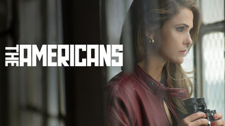 Netflix box art for The Americans - Season 4