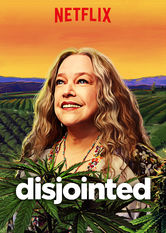 Disjointed Netflix CL (Chile)