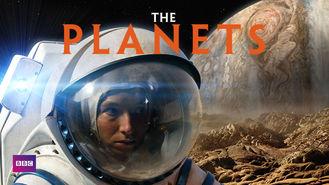 Netflix box art for The Planets - Season 1