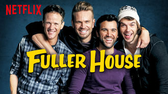 Netflix box art for Fuller House - Season 2