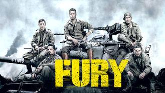 Netflix box art for Fury