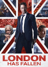 London Has Fallen Netflix EC (Ecuador)