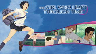 Is The Girl Who Leapt Through Time on Netflix?