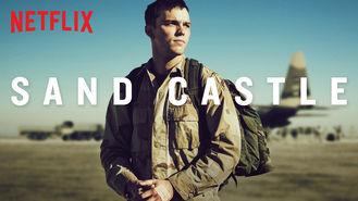 Netflix box art for Sand Castle