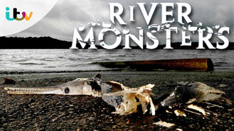 Netflix box art for River Monsters - Season 3