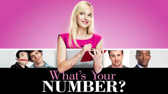 Netflix box art for What's Your Number?