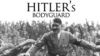 Netflix box art for Hitler's Bodyguard - Season 1