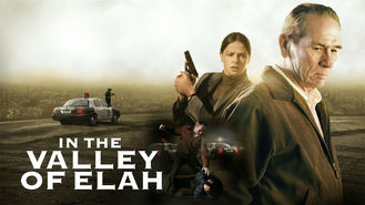 Netflix box art for In the Valley of Elah