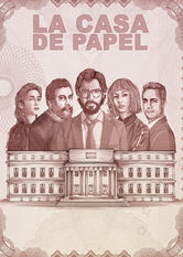 La casa de papel Netflix ES (España)