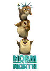 Norm of the North Netflix DO (Dominican Republic)
