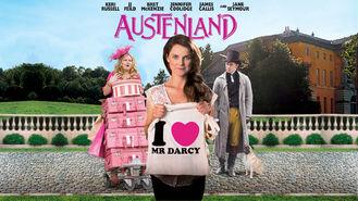 Netflix box art for Austenland