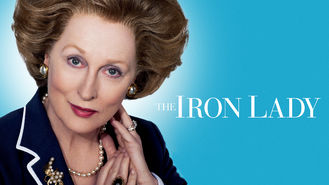 Netflix box art for The Iron Lady