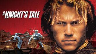 Netflix box art for A Knight's Tale