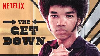 Netflix box art for The Get Down - Season 1