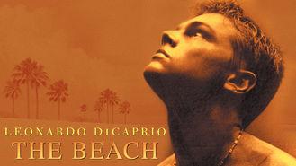 Netflix box art for The Beach