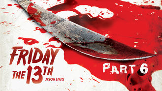 Netflix box art for Friday the 13th: Part 6: Jason Lives