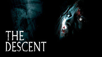 Netflix box art for The Descent