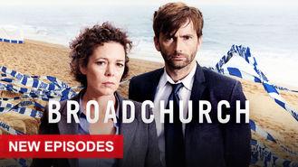 Netflix box art for Broadchurch - Season 2