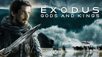 Netflix box art for Exodus: Gods and Kings