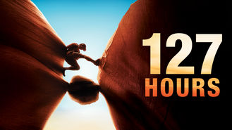 Netflix box art for 127 Hours