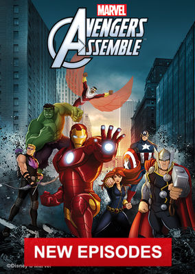 Marvel's Avengers Assemble - Season 3