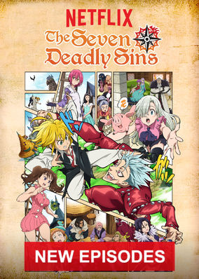Seven Deadly Sins, The - Season 2