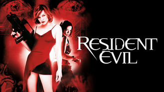 Netflix box art for Resident Evil