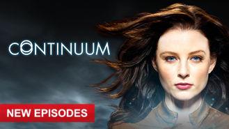 Netflix box art for Continuum - Season 4