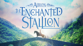 Netflix box art for Albion: The Enchanted Stallion