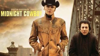 Netflix box art for Midnight Cowboy