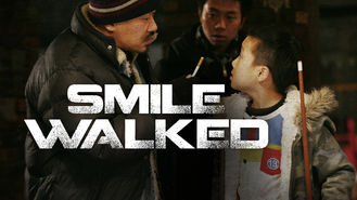 Netflix box art for Smile Walked