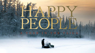 Netflix box art for Happy People: A Year in the Taiga