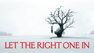 Netflix box art for Let the Right One In