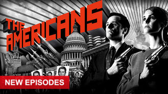 Netflix box art for The Americans - Season 3