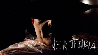 Netflix box art for Necrofobia