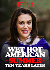 Wet Hot American Summer: Ten Years Later Netflix PY (Paraguay)