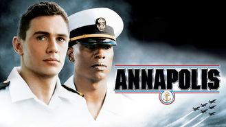Netflix box art for Annapolis