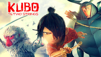 Is Kubo and the Two Strings on Netflix?