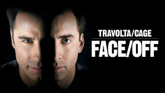 Netflix box art for Face/Off
