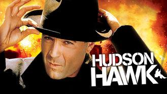 Is Hudson Hawk on Netflix?