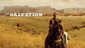 Netflix box art for The Salvation