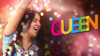 Netflix box art for Queen