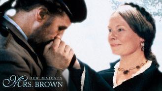 Netflix box art for Mrs. Brown