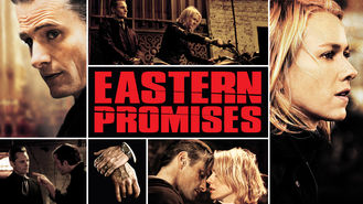 Netflix box art for Eastern Promises