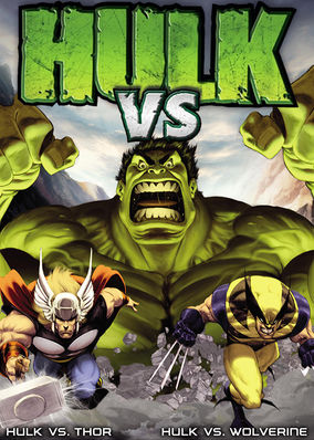 Hulk vs. Series - Season 1